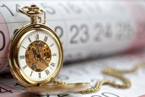 時計 カレンダー 時間