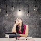 女性 アイデア ヒント ひらめき