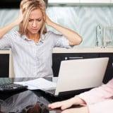 育児 ストレス 仕事 両立 騒ぐ