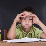 ストレス 勉強 宿題 小学生