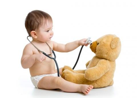 赤ちゃん 病院 診察 受診
