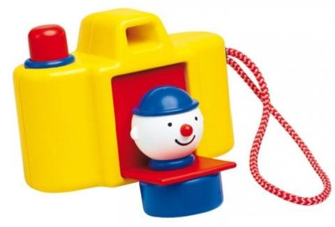 要出典 カメラ おもちゃ ボーネルンド ベビーカメラ