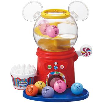 要出典 ディズニー おもちゃ 選び方 タカラトミー はじめて英語 おしゃべりいっぱい!ガチャ