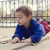 赤ちゃん 転ぶ ケガ 子供