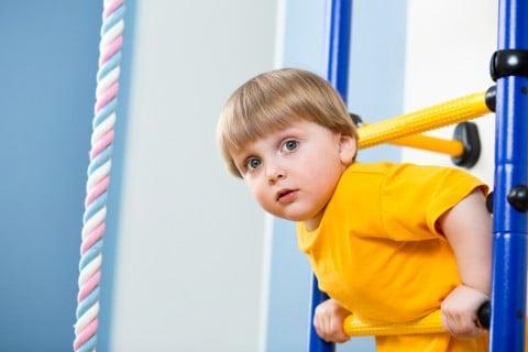 子供 男の子 室内 遊び ジャングルジム 遊具