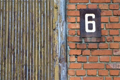 数字 6 六