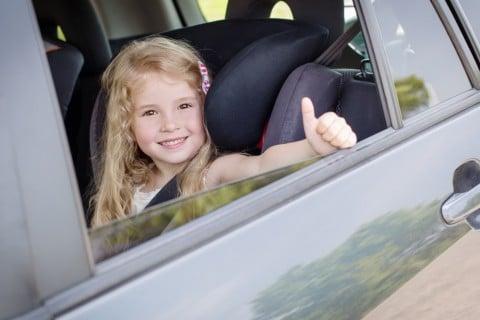 車 旅行 グー 笑顔 女の子 解決 克服