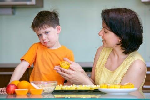 反抗期 親子 食事 拒否