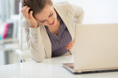腹痛 仕事 女性