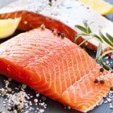サーモン 鮭 生魚