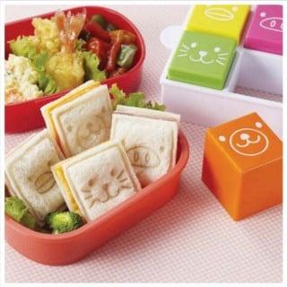 要出典 赤ちゃん 離乳食 サンドイッチ トルネ キャラ弁やサンドイッチ作りに 食パン抜き型