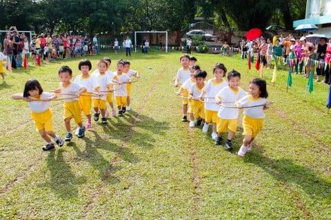 幼稚園 保育園 運動会