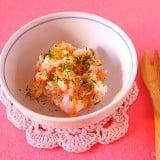 離乳食 鯛 レシピ