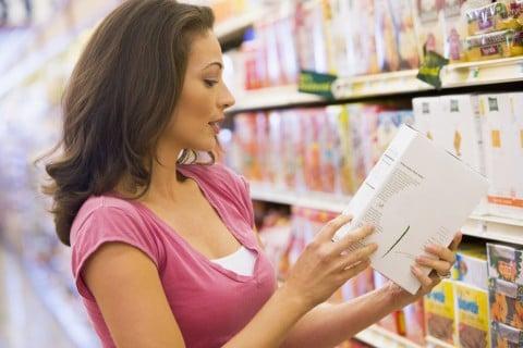 食品 食べ物 成分表 チェック 確認 スーパー 食べ物