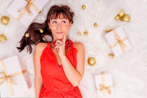 プレゼント 贈り物 女性 考える
