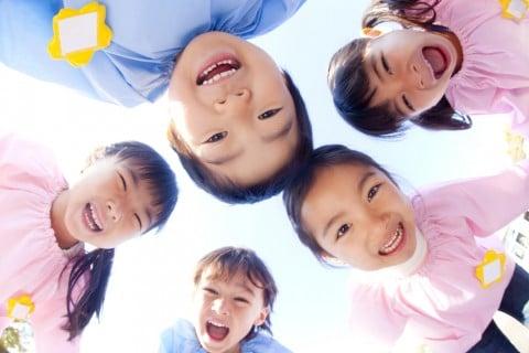 幼稚園 保育園 スモック 園児 子供 名札