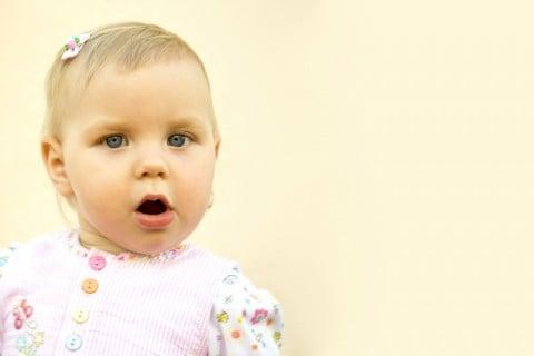 赤ちゃん 女の子 髪飾り ピン ヘアスタイル