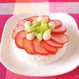 離乳食 ケーキ レシピ
