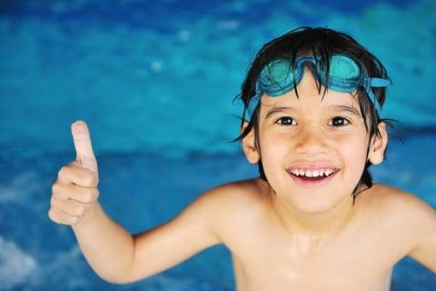 水泳 スイミング 男の子 子供 グッド