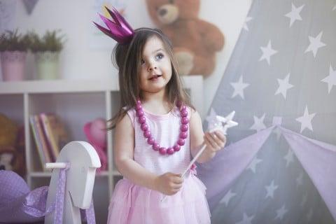 女の子 姫 ドレス おしゃれ 王冠 アクセサリ プリンセス