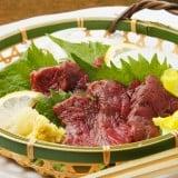 馬刺し 生肉 和食 刺身