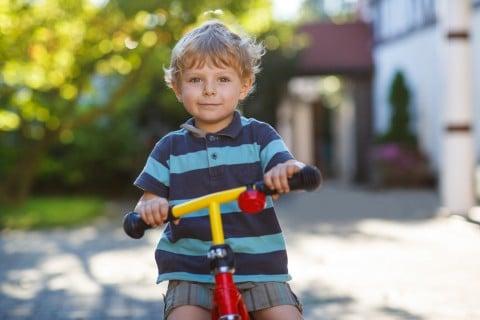 自転車 3歳 男の子