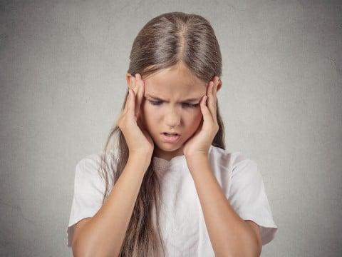 女の子 子供 頭痛 痛み