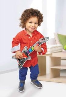 要出典 ギター おもちゃ 幼児向けエレキギター