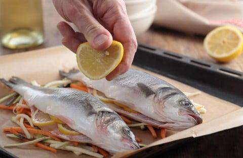 レモン 調味料 魚料理