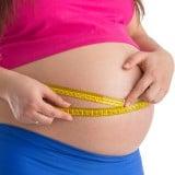 妊婦 お腹 メジャー 測る