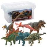 要出典 恐竜 おもちゃ フェバリット 恐竜 ダイナソーソフトモデルセット A