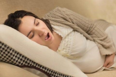 陣痛 妊婦 臨月