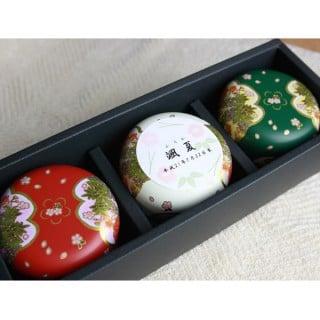 要出典 おしゃれ 出産内祝い 和心日本茶セット