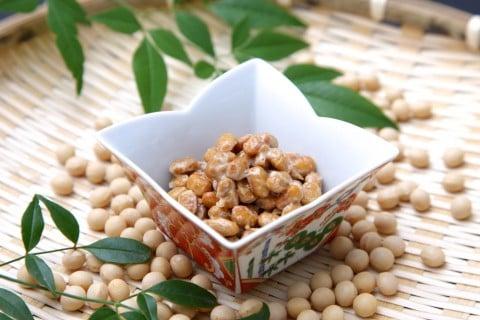 納豆 大豆