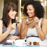 外食 カフェ レストラン 友達 女性 妊婦 スイーツ デザート