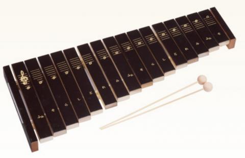 要出典 木琴 おもちゃ 河合楽器製作所 KAWAI シロホン 16S