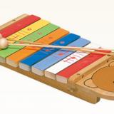 要出典 木琴 おもちゃ 河合楽器製作所 KAWAI シロホンクマ