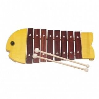 要出典 木琴 おもちゃボーネルンド  おさかなシロフォン