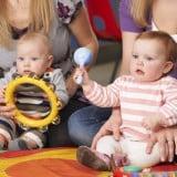 親子 遊ぶ 保育園 赤ちゃん