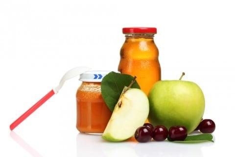 離乳食 果汁 リンゴ