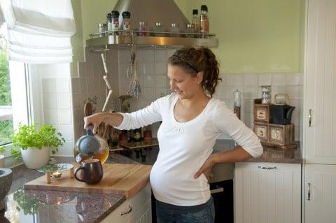 妊娠 妊婦 お茶 リラックス