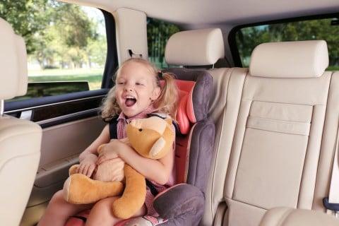 子供 車 ジュニアシート