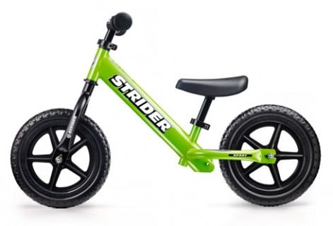 要出典 ペダルなし自転車 ストライダー スポーツモデル