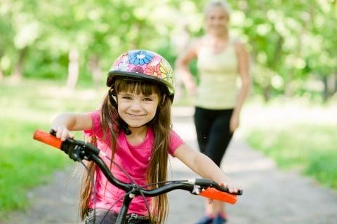 子供 自転車 女の子