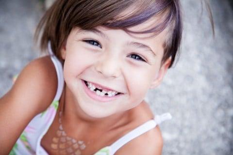 歯 抜け 生え方 乳歯 永久歯
