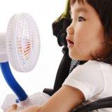 要出典 ベビーカー 暑さ対策グッズ ベビーカー扇風機 ピンホイール・ファン