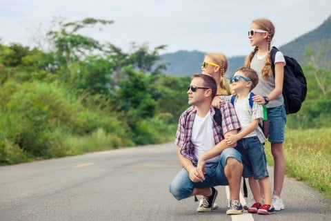 父親 子供 冒険 子育て