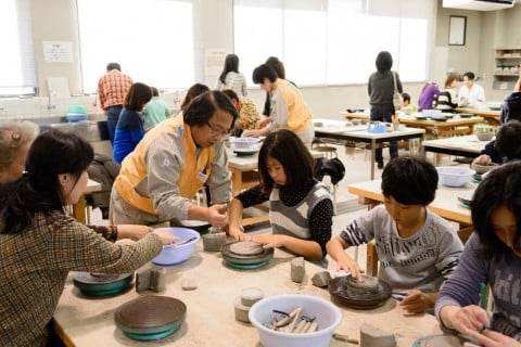 要出典 雨の日 子連れ 名古屋 陶磁美術館
