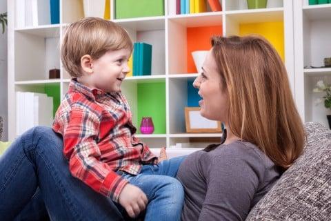 親子 会話 コミュニケーション 男の子 ママ