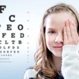 眼科 検査 女の子
